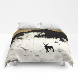 Winter Silence Comforters