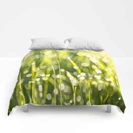 One Summer Morning Comforters