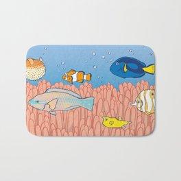 Fish Day Bath Mat