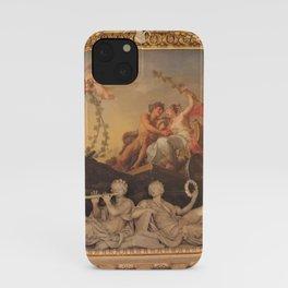 Hugues Taraval - Autumn iPhone Case