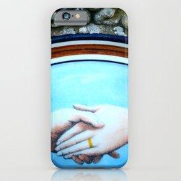 Ici repose iPhone Case