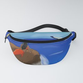 Whale Watcher Fanny Pack
