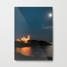 Nubble Light Metal Print
