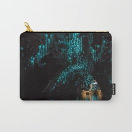 Grotto's light Carry-All Pouch