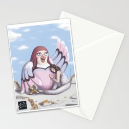 Mi hermoso rosario Stationery Cards