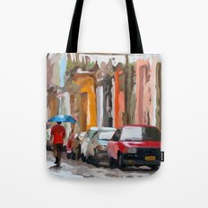 Havana Rain Tote Bag