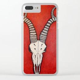 In Utero Clear iPhone Case