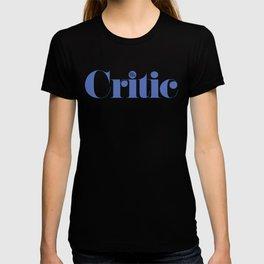 FD: Critic T-shirt