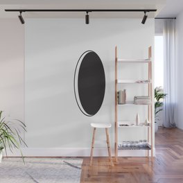 The Black Hole Wall Mural