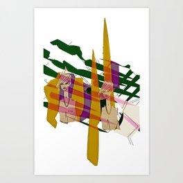 CrIS 08 Art Print