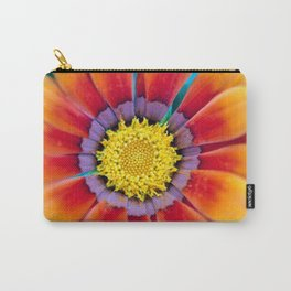 Flower with multiple colors Carry-All Pouch