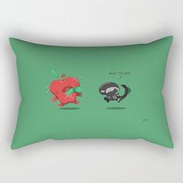 Way to Go! Rectangular Pillow