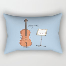 stand by me Rectangular Pillow