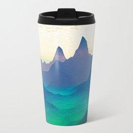 Green Valley Landscape Travel Mug