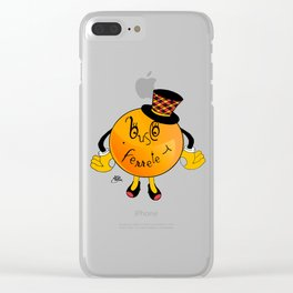 busco ferrete Clear iPhone Case