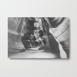 ANTELOPE CANYON XXXIX Metal Print