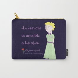 Cute little prince Carry-All Pouch