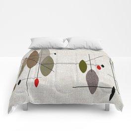 Hanging Orbs Comforters