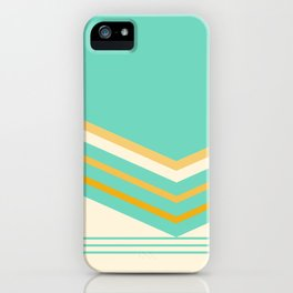 Mid Century No.6 iPhone Case