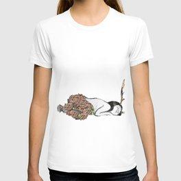 The Sleeping Centaur T-shirt