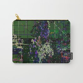 8bit fool Carry-All Pouch