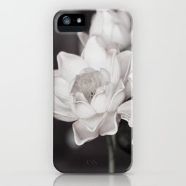 Lovely Water Lily iPhone Case