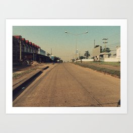 Streets #2 Art Print