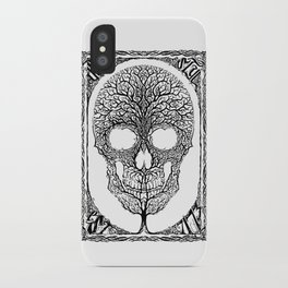 Anthropomorph II iPhone Case