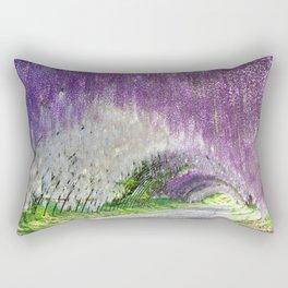Wisteria Gardens Rectangular Pillow