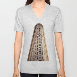 sir flatiron Unisex V-Neck