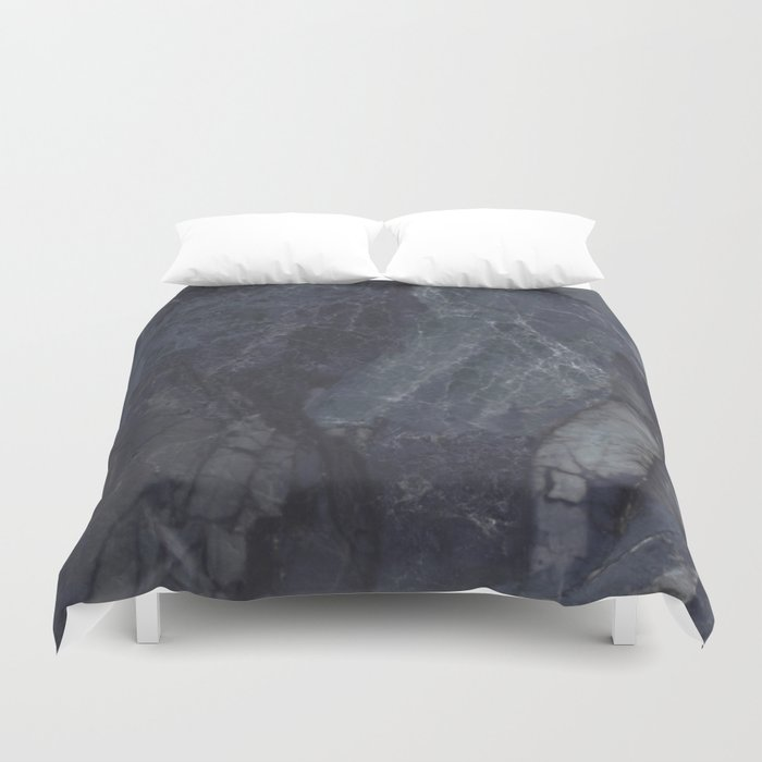 by duvet naturemagick cover covers marble navy blue product