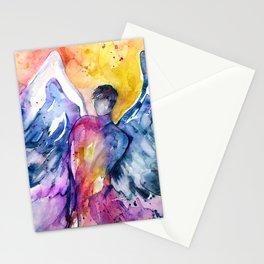 Luke Angel by Kathy Morton Stanion Stationery Cards