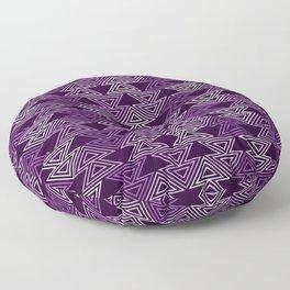 Op Art 124 Floor Pillow