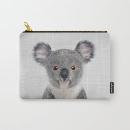 Baby Koala - Colorful Carry-All Pouch