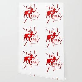 Canada Moose 151 Years Eh? Wallpaper