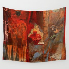Map of Grace Wall Tapestry