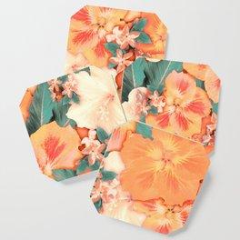 Aloha Orange Sherbet Coaster