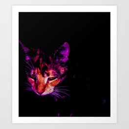 HEAVY METAL Art Print