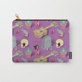Mexican Lovers Carry-All Pouch