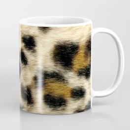 Leopard Print Pattern Animal Print Design Coffee Mug