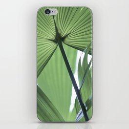 Botanic Touch Light iPhone Skin
