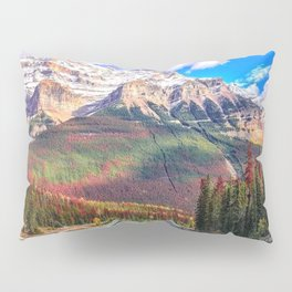 landscape Pillow Sham