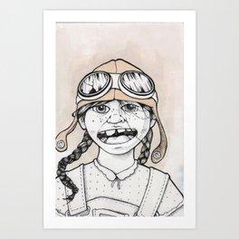 Lost Boys series #1 Art Print