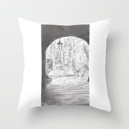 sanpietro in vincoli Throw Pillow