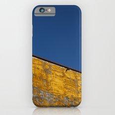 yellow-blue Slim Case iPhone 6s