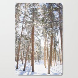 Narnia Cutting Board