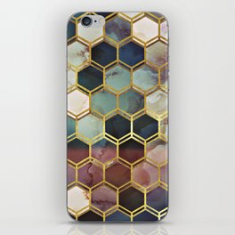 RUGGED MARBLE iPhone Skin