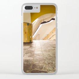 Montreal Subway | Métro de Montréal Clear iPhone Case
