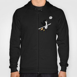 Flying Penguins Hoody
