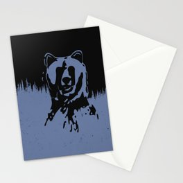 Bear Forest Stationery Cards